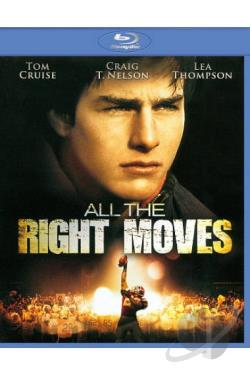 All the Right Moves BRAY Cover Art