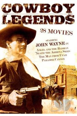 Cowboy Legends DVD Cover Art