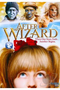 After the Wizard DVD Cover Art