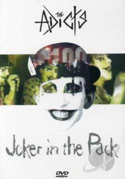 Adicts - Joker In The Pack DVD Cover Art