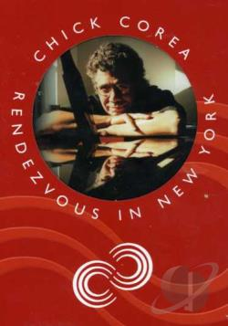 Chick Corea - Rendezvous in New York DVD Cover Art