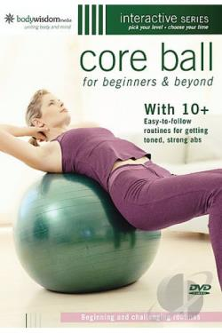 Core Ball For Beginners & Beyond DVD Cover Art