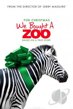 We Bought a Zoo DVD Cover Art