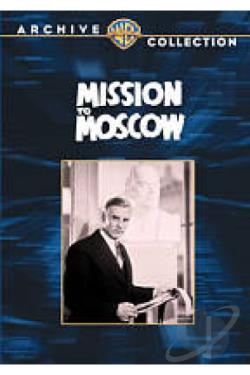 Mission to Moscow DVD Cover Art