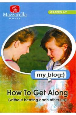 My Blog: How to Get Along DVD Cover Art