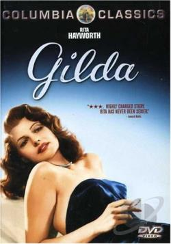 Gilda DVD Cover Art