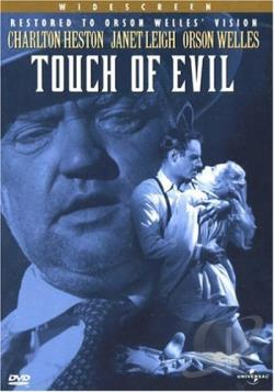 Touch of Evil DVD Cover Art