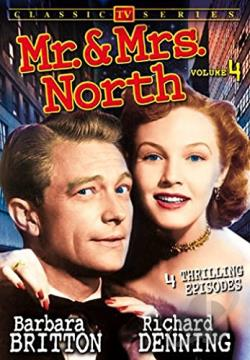 Mr & Mrs North V. 4 DVD Cover Art