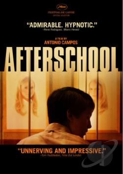 Afterschool DVD Cover Art