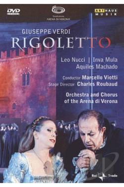 Rigoletto DVD Cover