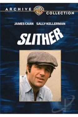 Slither DVD Cover Art