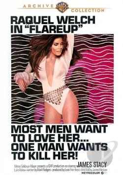 Flareup DVD Cover Art