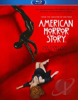 American Horror Story: Season 1 BRAY Cover Art