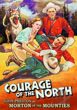 Courage of the North DVD Cover Art