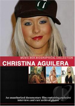 Christina Aguilera - Music Video Box DVD Cover Art