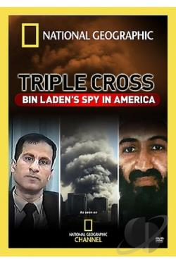 Triple Cross: Bin Laden's Spy in America DVD Cover Art