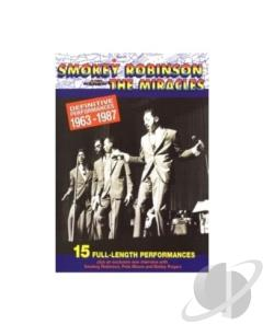 Definitive Performances DVD Cover Art