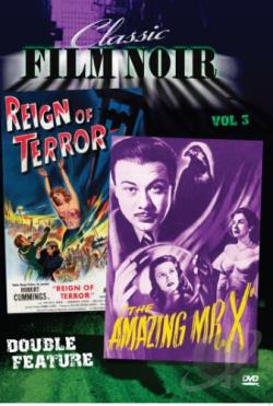 Classic Film Noir - Volume 3 DVD Cover Art