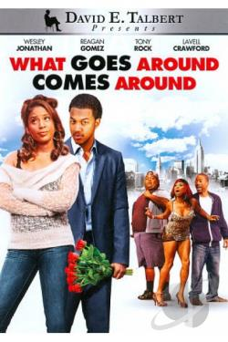 What Goes Around Comes Around DVD Cover Art