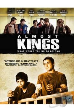 Almost Kings DVD Cover Art