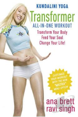 Kundalini Yoga: Transformer - All-In-One Workout DVD Cover Art
