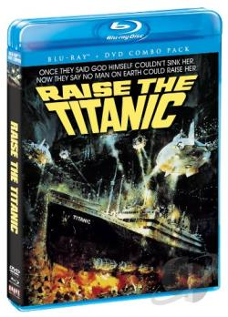 Raise the Titanic BRAY Cover Art