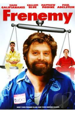Frenemy DVD Cover Art