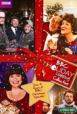 BBC Holiday Comedy Collection DVD Cover Art
