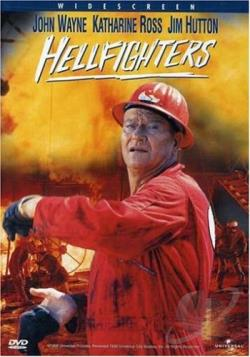 Hellfighters DVD Cover Art