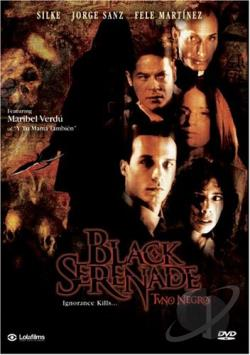 Black Serenade DVD Cover Art