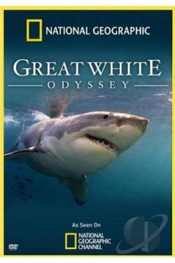 Great White Odyssey DVD Cover Art