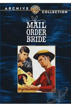 Mail Order Bride DVD Cover Art