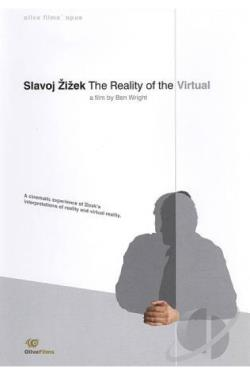 Zizek: The Reality of the Virtual DVD Cover Art