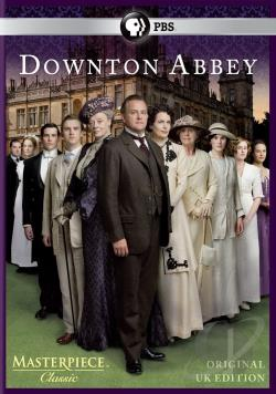Masterpiece Classic: Downton Abbey - Season 1 DVD Cover Art