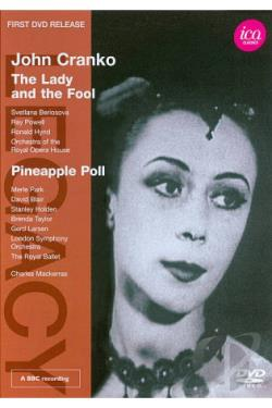 Lady and the Fool/Pineapple Poll DVD Cover Art