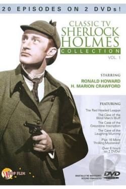 Classic TV Sherlock Holmes Collection, Vol. 2 movie