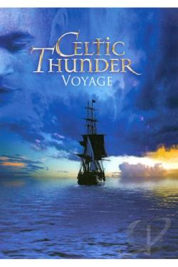 Celtic Thunder: Voyage DVD Cover Art