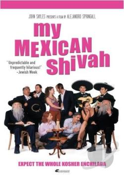 My Mexican Shivah DVD Cover Art