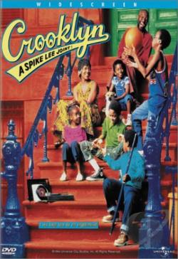 Crooklyn DVD Cover Art