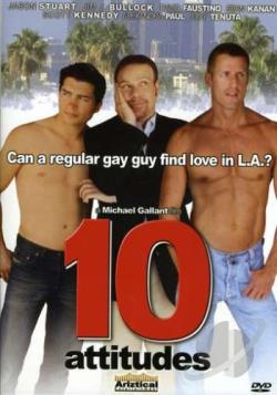 10 Attitudes DVD Cover Art