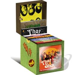 That 70s Show - Complete Giftset DVD Cover Art