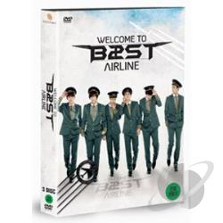 Beast: Welcome to Beast Airline DVD Cover Art