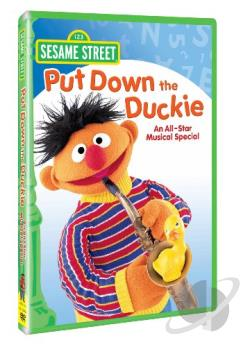 Sesame Street - Bedtime Stories and Songs DVD Cover Art