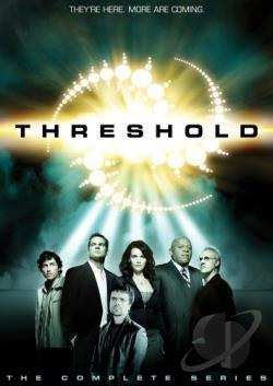 Threshold - The Complete Series DVD Cover Art
