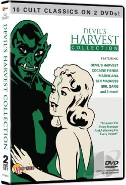 Devil's Harvest Collection DVD Cover Art
