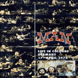 Live In Cologne Germany 17th April 1975 DVD Cover Art