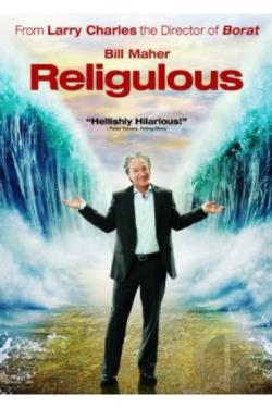 Religulous DVD Cover Art