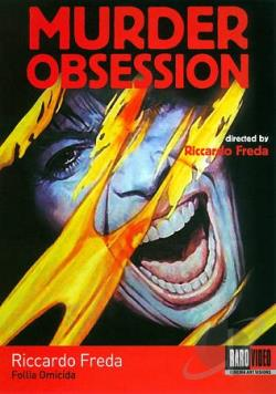 Murder Obsession DVD Cover Art