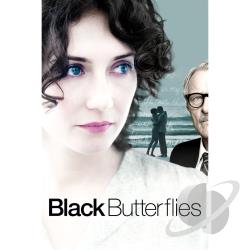 Black Butterflies DVD Cover Art