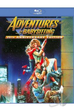 Adventures in Babysitting BRAY Cover Art